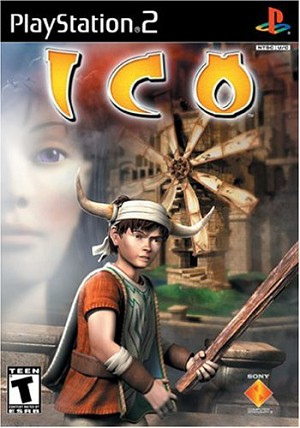Ico - PS2 Video Game