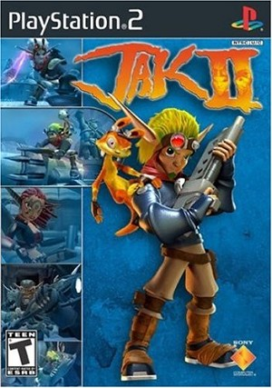 Jak II - PS2 Video Game