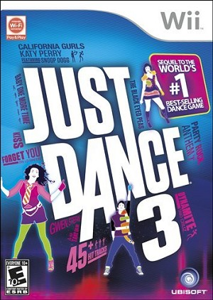 Just Dance 3 - Wii Video Game