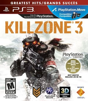 Killzone 3 - PS3 Video Game