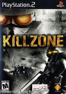 Killzone - PS2 Video Game