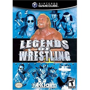 Legends of Wrestling - Gamecube Video Game