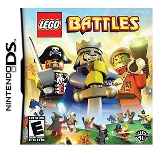 Lego Battles - Nintendo DS Video Game