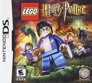 Lego Harry Potter: Years 5-7 - Nintendo DS Video Game
