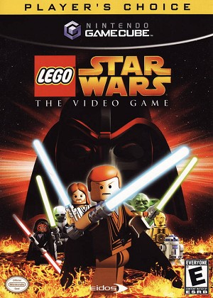 Lego Star Wars - Gamecube Video Game