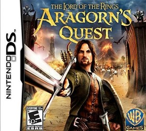 The Lord of the Rings: Aragorn's Quest - Nintendo DS Video Game