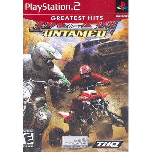MX vs. ATV: Untamed - PS2 Video Game