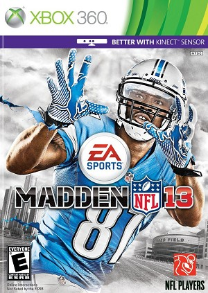 Madden NFL 13 - Xbox 360 Video Game