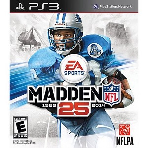 Madden NFL 25 - PS3 Video Game