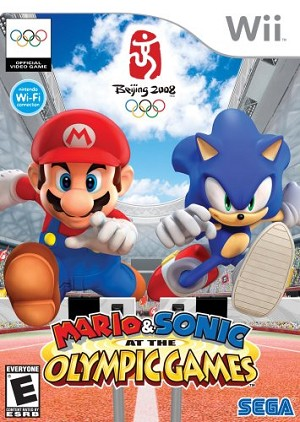 Mario & Sonic at the Olympic Games - Wii Video Game