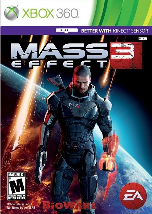 Mass Effect 3 - Xbox 360 Video Game