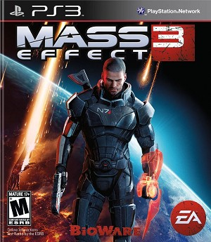 Mass Effect 3 - PS3 Video Game