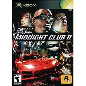 Midnight Club II - Original Xbox Video Game