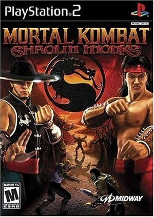 Mortal Kombat: Shaolin Monks - PS2 Video Game