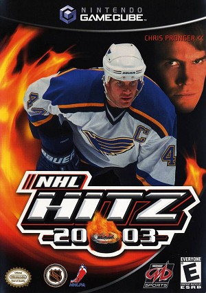NHL Hitz 2003 - Gamecube Video Game