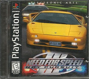Need for Speed III Hot Pursuit - PS1 Video Game