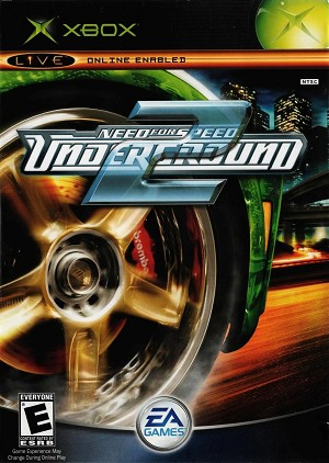 Need for Speed: Underground 2 - Gamecube Video Game