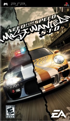 Need for Speed: Most Wanted - PSP Video Game