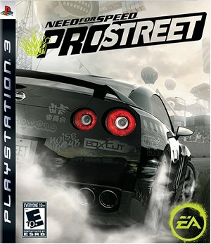 Need for Speed: ProStreet - PS3 Video Game