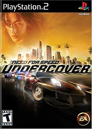 Need for Speed: Undercover - PS2 Video Game
