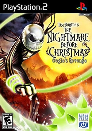 The Nightmare Before Christmas: Oogie's Revenge - PS2 Video Game