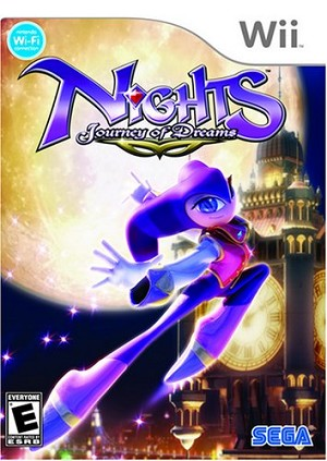 Nights: Journey of Dreams - Wii Video Game
