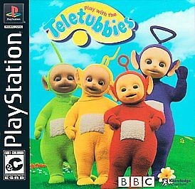 Play with the Teletubbies - PS1 Video Game