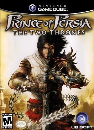 Prince of Persia: The Two Thrones - Gamecube Video Game