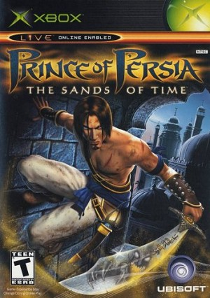 Prince of Persia: The Sands of Time - Original Xbox Video Game