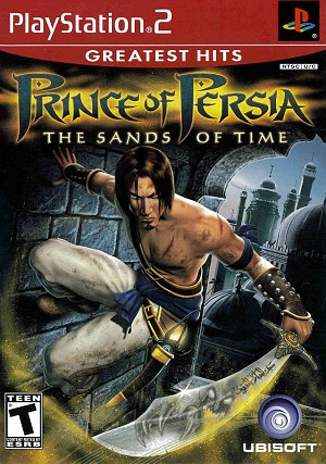 Prince of Persia: The Sands of Time - PS2 Video Game