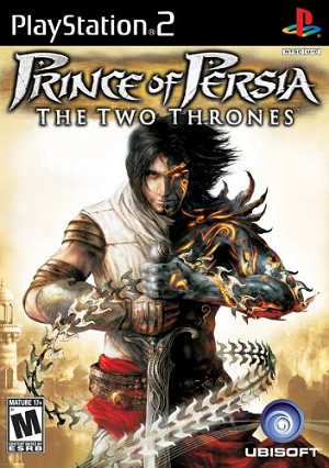 Prince of Persia: The Two Thrones - PS2 Video Game