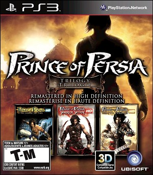 Prince of Persia Trilogy - PS3 Video Game