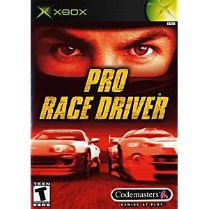 Pro Race Driver - Orignal Xbox Video Game