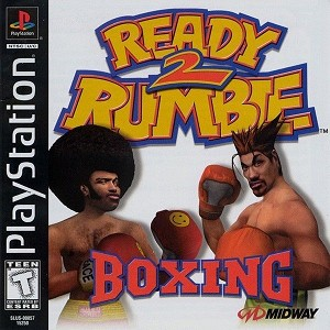 Ready 2 Rumble Boxing - PS1 Video Game