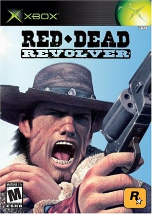 Red Dead Revolver - Original Xbox Video Game