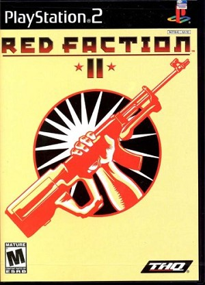 Red Fraction II - PS2 Video Game