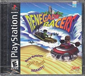 Renegade Racers - PS1 Video Game