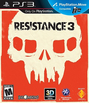 Resistance 3 - PS3 Video Game