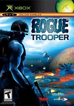 Rogue Trooper - Original Xbox Video Game