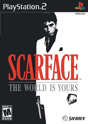 Scarface: The World is Yours - PS2 Video Game