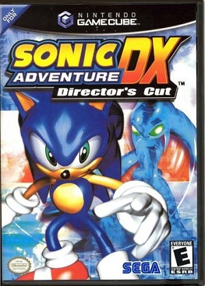 Sonic Adventure DX: Director's Cut - Gamecube Video Game