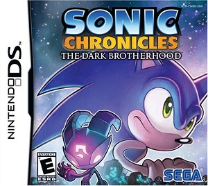 Sonic Chronicles: The Dark Brotherhood - Nintendo DS Video Game