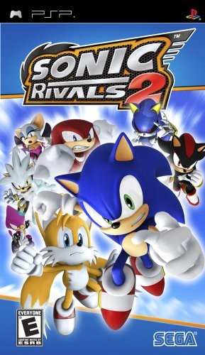 Sonic Rivals 2 - PSP Video Game