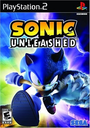 Sonic Unleashed - PS2 Video Game