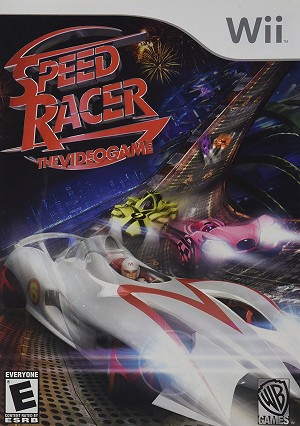 Speed Racer: The Video Game - Wii Video Game