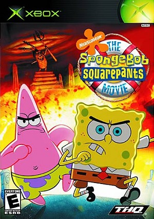The Spongebob Squarepants Movie - Original Xbox Video Game