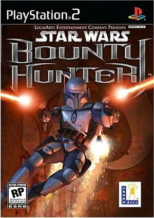Star Wars: Bounty Hunter - PS2 Video Game