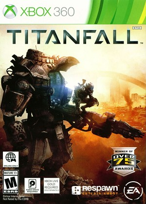 Titanfall - Xbox 360 Video Game