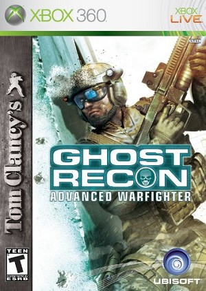 Tom Clancy's Ghost Recon: Advanced Warfighter - Xbox 360 Video Game
