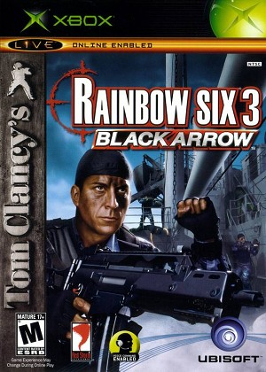 Tom Clancy's Rainbow Six 3: Black Arrow - Original Xbox Video Game